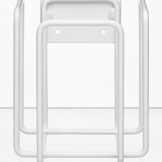 1.4 Litre Sharps Disposal Container Wall Hanging Bracket White