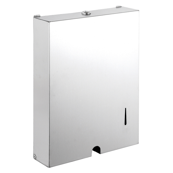 Stainless Steel Ultraslim Hand Towel Dispenser