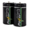 Batteries D Heavy Duty 2