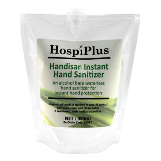 Handisan-Spray-Instant-Hand-Sanitizer-300ml-Refill-80657-bag