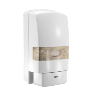 Liquid Soap Dispenser Refillable SD200RL Angle