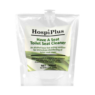 spray toilet seat sanitizer refill 97600