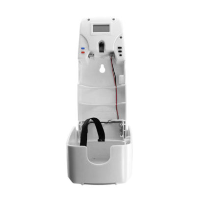 V250A automatic air freshener dispenser front open
