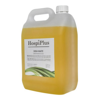 HospiPlus Dishmate dish washing liquid lemon 5 liter