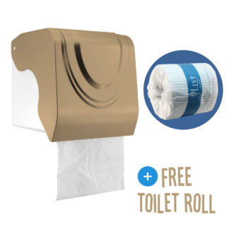 Single Toilet Roll holder LX882471C bonus