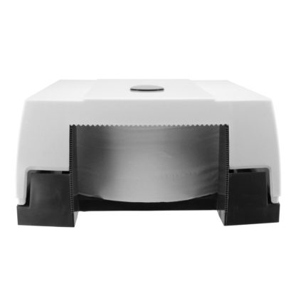 luxe jumbo toilet roll dispenser-bottom