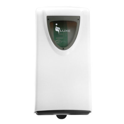 luxe dual toilet roll dispenser LX-880771A-R front