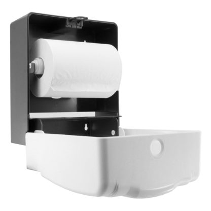 Hand Roll Towel Dispenser 8118A angle open