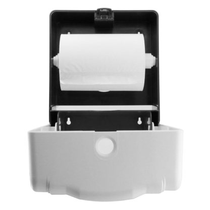 Hand Roll Towel Dispenser 8118A front open