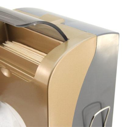 Table top tissue dispenser LX882971C detail toothpick