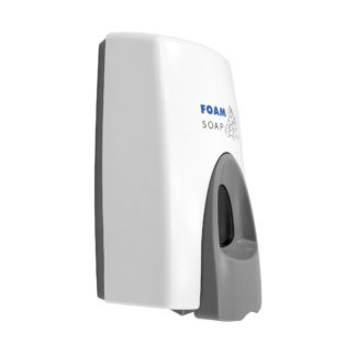 Foam Soap Dispenser 80588 angle