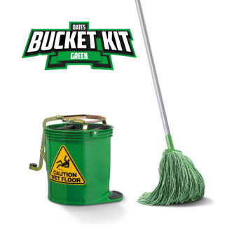 Oates Mopping Kit Green