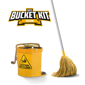 Oates Mopping Kit Yellow