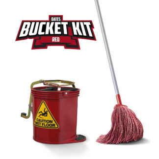 Oates Mopping Kit Red