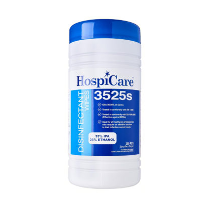 HospiCare Disinfectant Wipes 3525s m