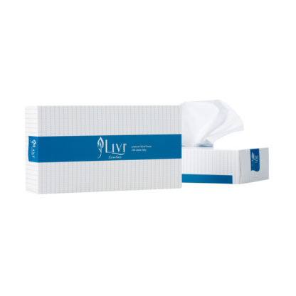 Livi Essentials Facial Tissue 1301