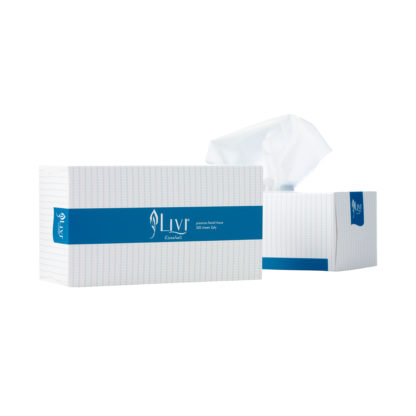 Livi Essentials Facial Tissue 1302