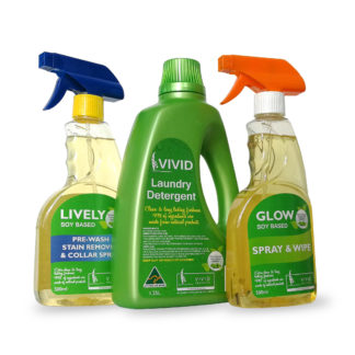 vivid laundry care trio pack