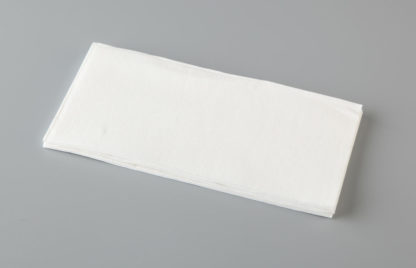 Quilted White Paper Dinner Napkin
