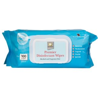 Premier Surface Disinfecting Wipes 100 sheets