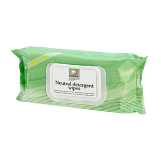 Reynard Neutral Detergent Wipes 201