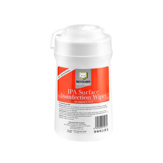 IPA Surface Disinfection Wipes regular
