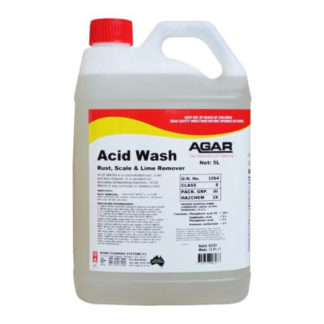 Acid Wash, Rush and Lime Remover, 5L