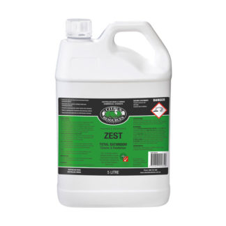 Zest Total Bathroom Cleaner & Deodoriser - 5 L