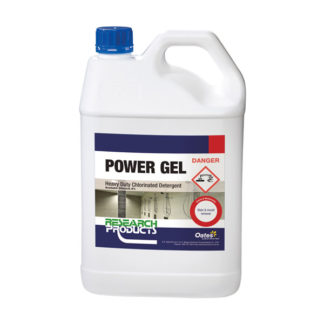 Power Gel Heavy Duty Chlorinated Detergent – 5 L