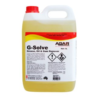 Shop G-solve Grease, Oil and Gum Remover, 5L