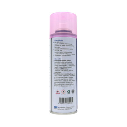 Extra Disinfectant Surface Sanitiser Spray 75 Alcohol Lavender 250 mL right